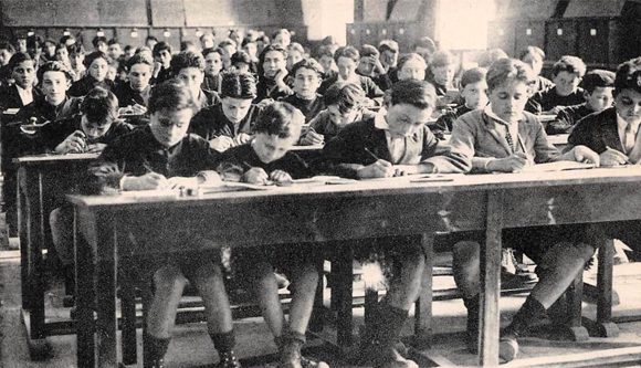 Classe d'élèves