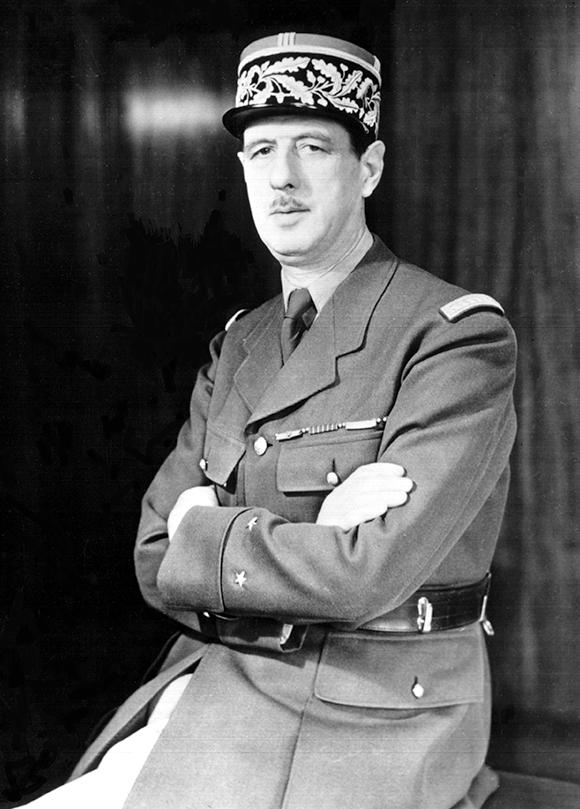 Le général de Gaulle (1890−1970)