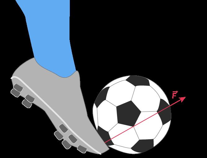 caractéristiques force point application direction sens norme