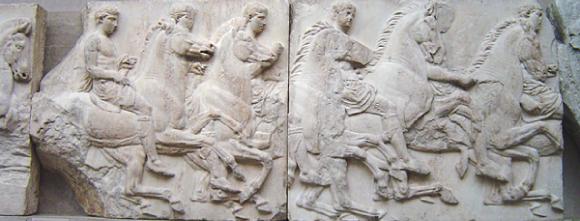 Frise des Panathénées