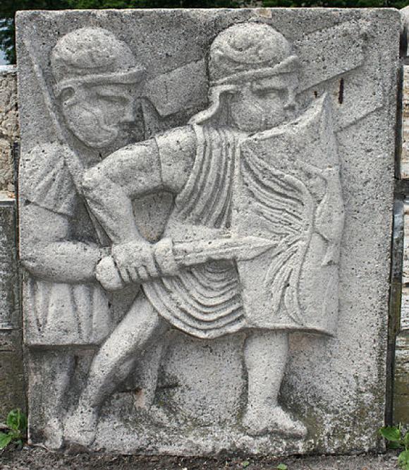 Légionnaire romain