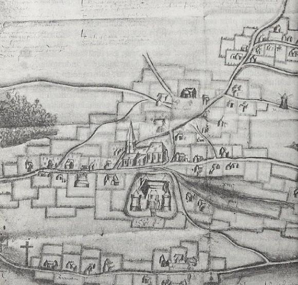 La seigneurie de Wismes dans le Nord de la France