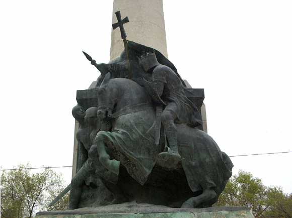 Un chevalier chrétien de la Reconquista