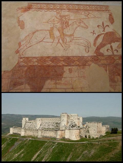 Fort du Krak des Chevaliers