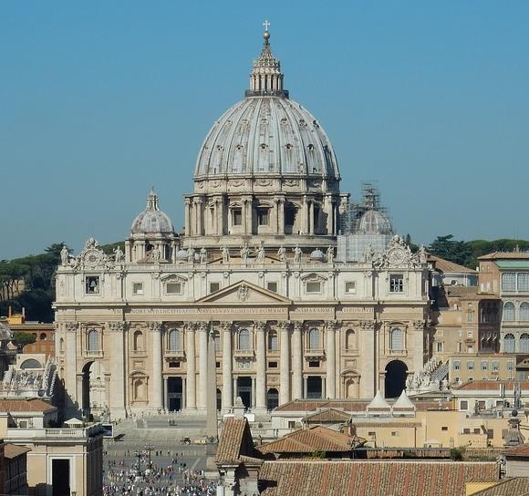 La basilique Saint-Pierre de Rome