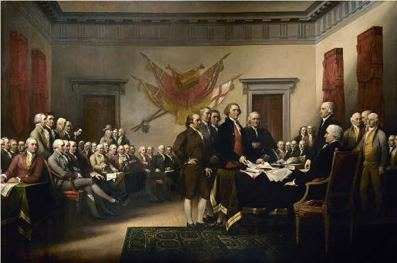 Déclaration d'indépendance des États-Unis