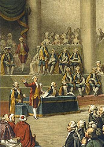 Ouverture des États généraux de 1789 à Versailles, Auguste Couder
