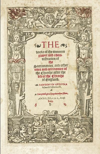 LePrayer Bookdes Anglicans