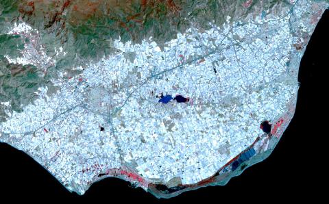 La région d'Almeria, une région marquée par les conflits d'usages sur l'eau