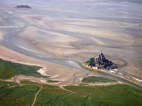 Marais maritimes de la Baie du Mont Saint-Michel