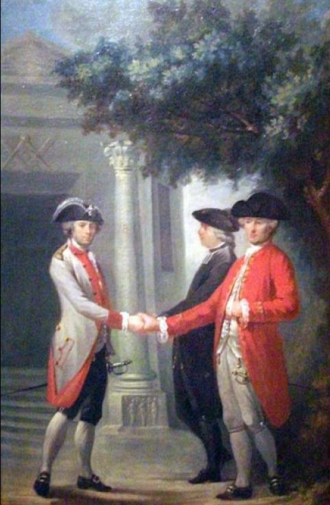 Nicolas Perseval,L'Union des trois ordres, 1789