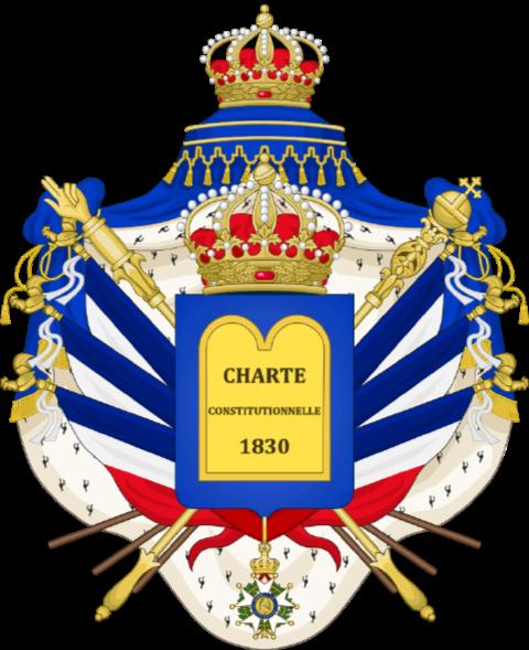 Armoiries de la France sous lamonarchie de Juillet