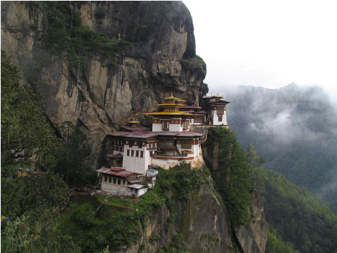 Bhoutan Himalaya tourisme
