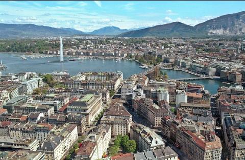 Genève, une métropole mondiale qui concentre des fonctions politiques et diplomatiques internationales de premier plan