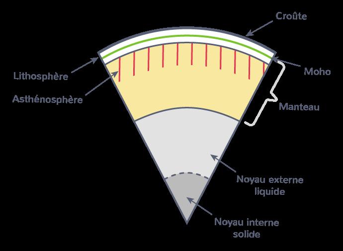 étude ondes sismiques compréhension structure interne Terre