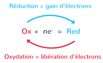 Demi-équation électronique