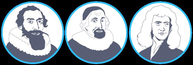 Kepler, Ussher et Newton