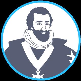 Le roi de France Henri IV