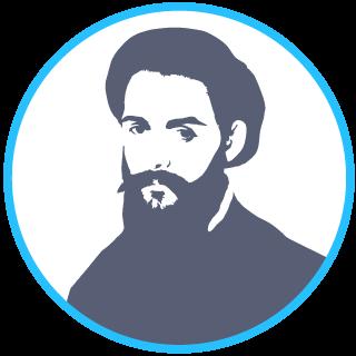 Portrait du poète Clément Marot