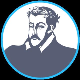 Portrait du poète Joachim du Bellay