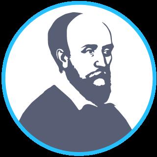 Portrait du poète Pierre de Ronsard