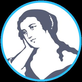 Portrait de la romancière Madame de La Fayette