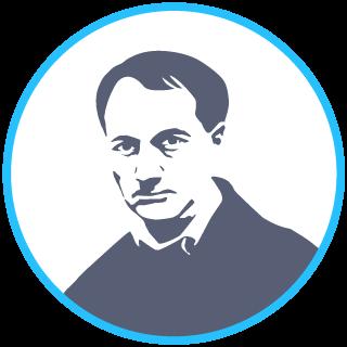 Portrait du poète Charles Baudelaire