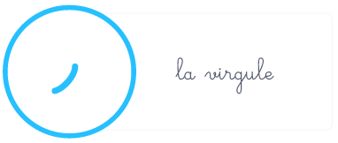 ponctuation intérieur phrase virgule