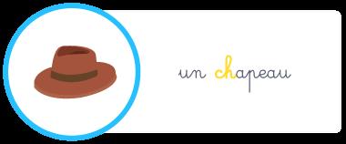 lettres ch son /ch/