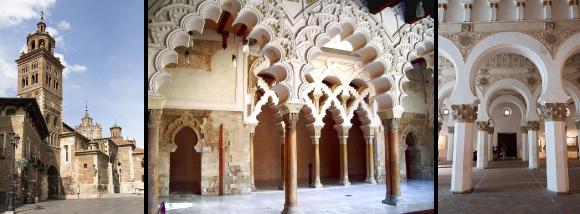 Les traces de l'architecture musulmane en Espagne