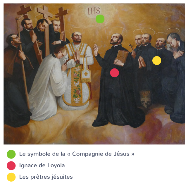 Vie de St-Ignace de Loyola, Zebedaüs Müller et Carolus Fischer