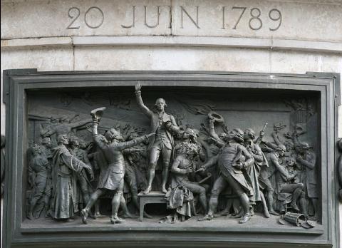 convocation États généraux 1789 monarchie constitutionnelle