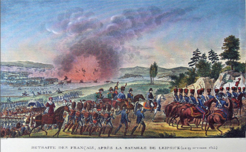 chute Empire Napoléon