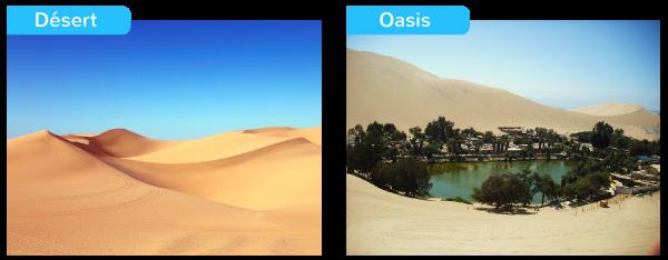 définition climat désertique