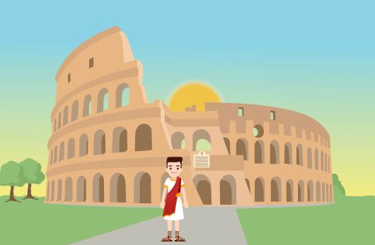mode vie Romains
