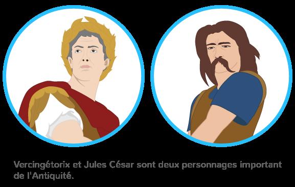 Antiquité Grecs Romains Gaulois