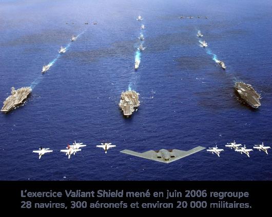 puissance États-Unis militaire