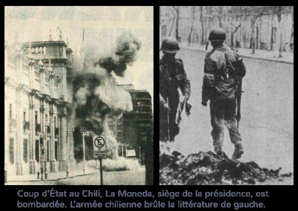 coup État général Pinochet