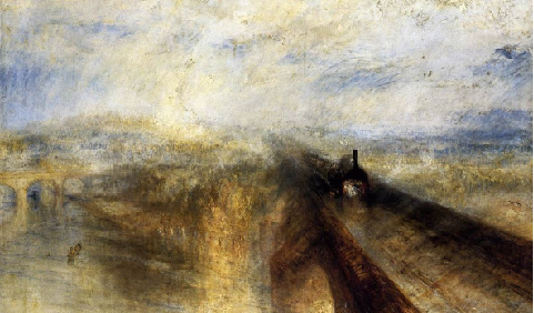 Romantic Movement William Turner