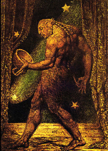 Romantic Movement William Blake