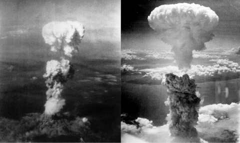 fin guerre bombes atomiques Hiroshima Nagasaki