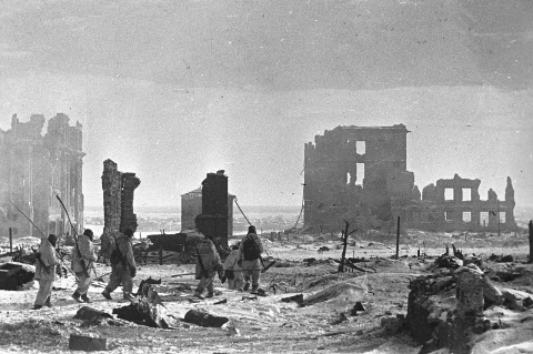 1942-1943 bataille Stalingrad