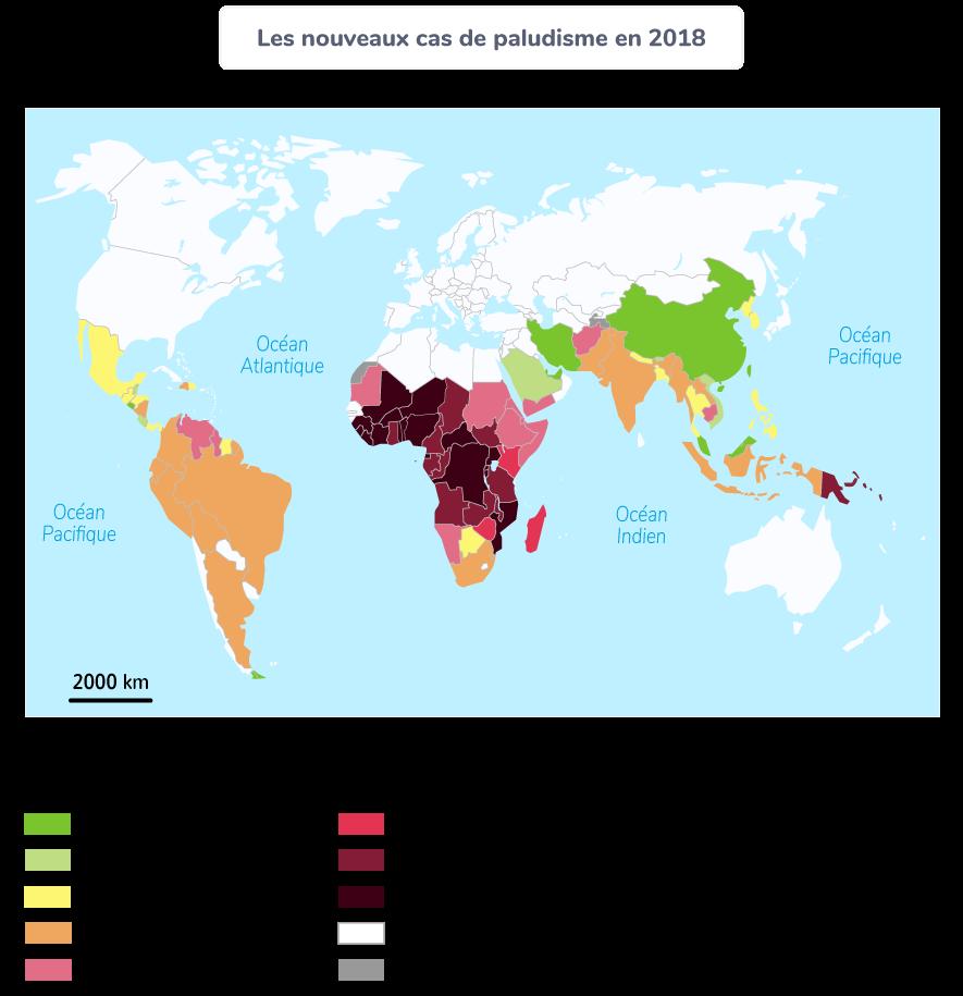 transfert vecteur biologique propagation paludisme