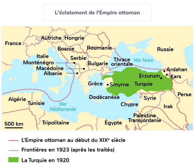 Essor Et Declin Des Puissances Un Regard Historique 1ere Cours Histoire Geographie Geopolitique Et Sciences Politiques Kartable
