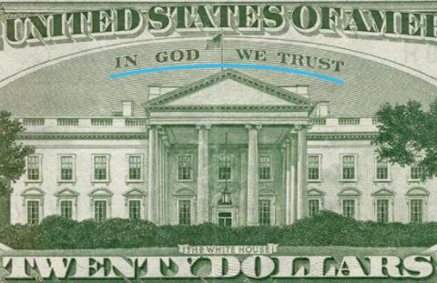 Billet de banque américain