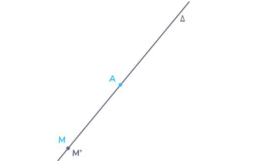 démonstration propriété projeté orthogonal