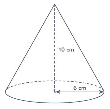 formule volume cône révolution
