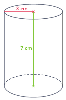 formule volume cylindre