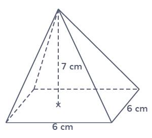 formule volume pyramide