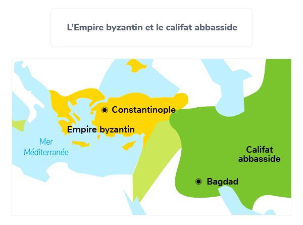 Empire byzantin et califat abbasside